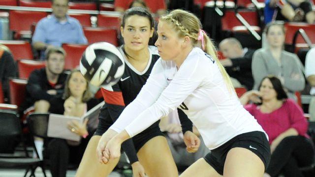 Mercer vs. Georgia (W Volleyball)