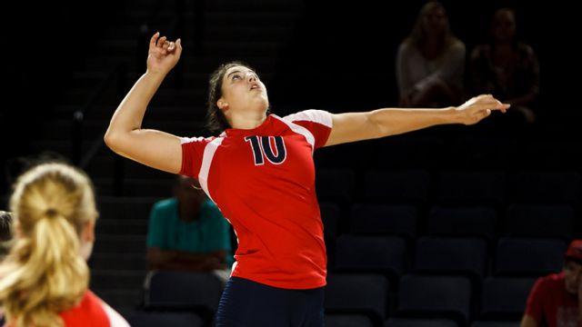 UNC-Greensboro vs. Liberty (W Volleyball)