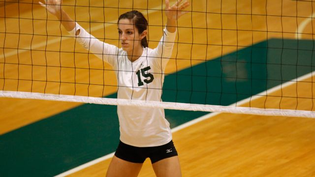 Binghamton vs. Cleveland State (W Volleyball)