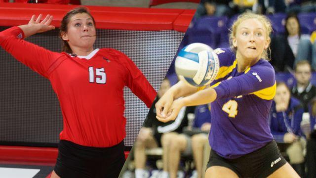 Illinois State vs. Northern Iowa (Quarterfinals) (W Volleyball)