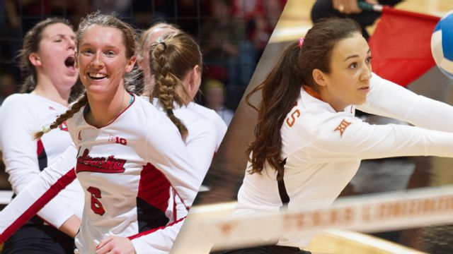 Nebraska vs. Texas (Championship) (W Volleyball) (re-air)