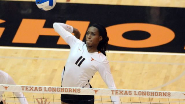 LSU vs. Texas (W Volleyball) (re-air)
