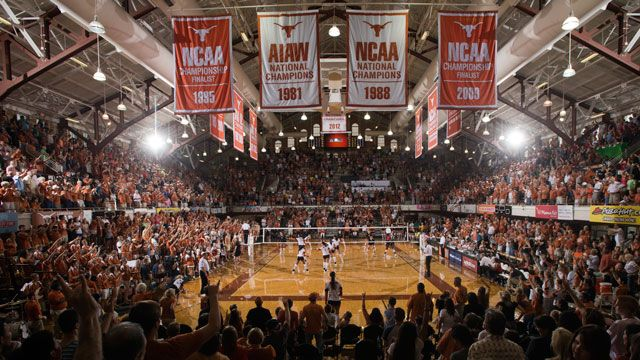 UC Irvine vs. Texas (W Volleyball) (re-air)