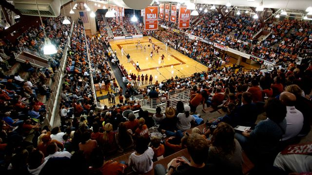 Kansas State vs. Texas (W Volleyball) (re-air)