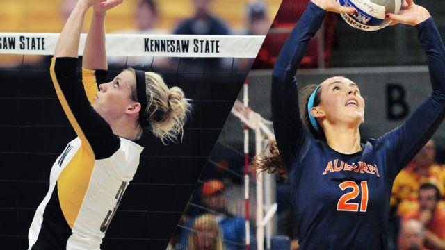 Kennesaw State vs. Auburn (W Volleyball)