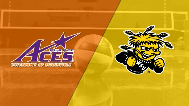 Evansville vs. Wichita State (W Volleyball)