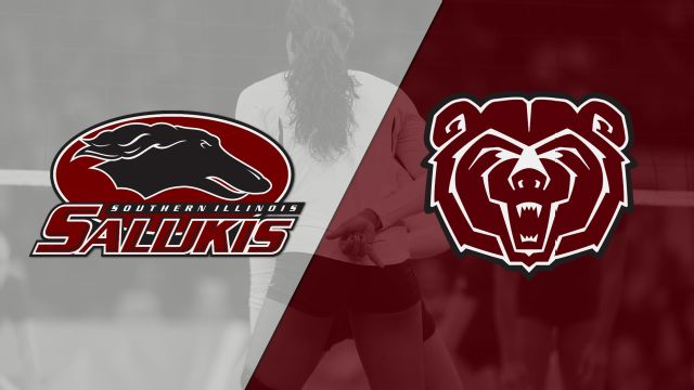 Southern Illinois vs. Missouri State (W Volleyball)