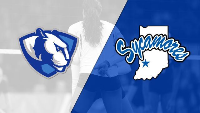 Eastern Illinois vs. Indiana State (W Volleyball)