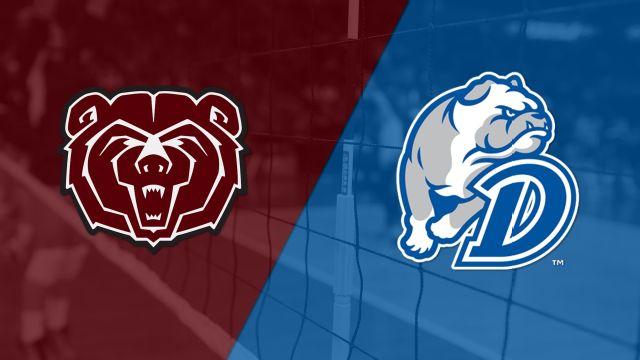 Missouri State vs. Drake (W Volleyball)