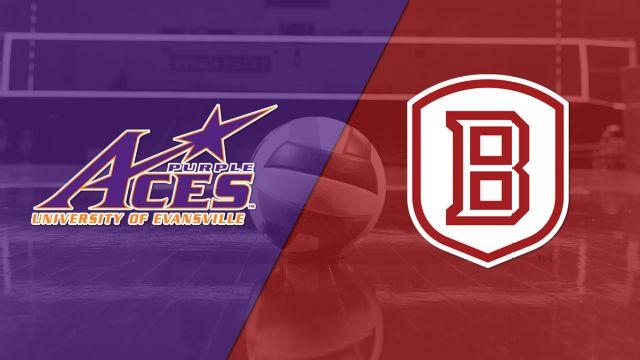 Evansville vs. Bradley (W Volleyball)