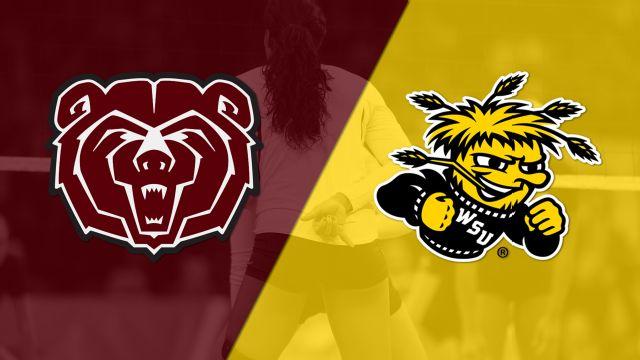 Missouri State vs. Wichita State (W Volleyball)