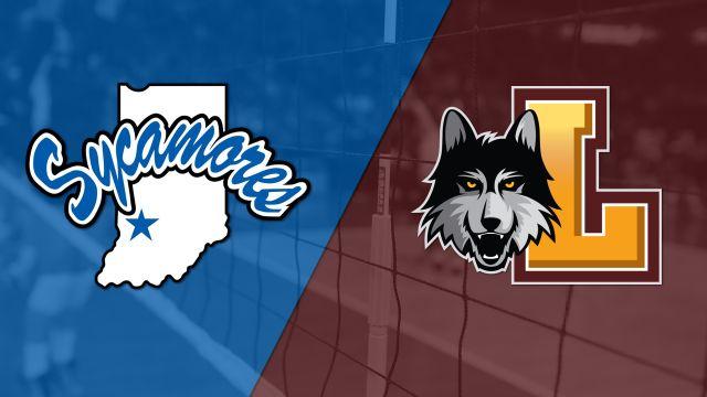 Indiana State vs. Loyola (IL) (W Volleyball)