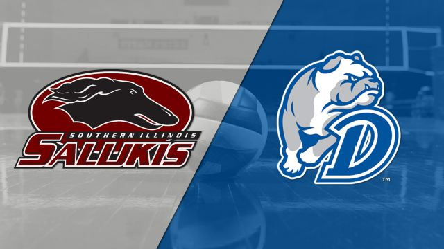 Southern Illinois vs. Drake (W Volleyball)