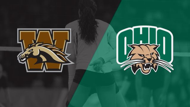 Western Michigan vs. Ohio (W Volleyball)