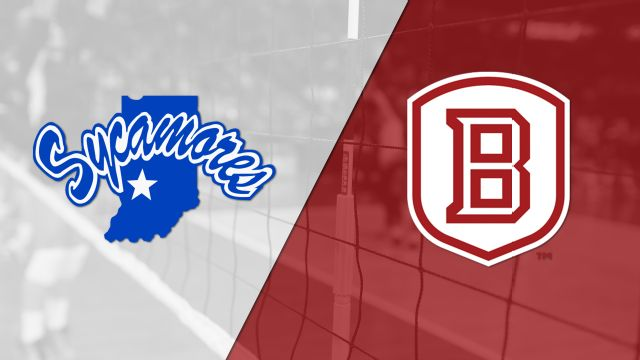 Indiana State vs. Bradley (W Volleyball)