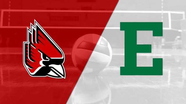 Ball State vs. Eastern Michigan (W Volleyball)