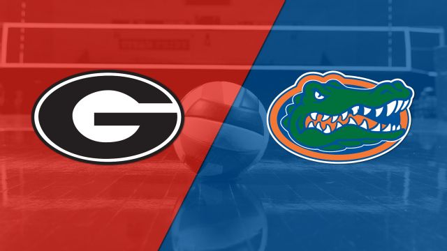 Georgia vs. #10 Florida (W Volleyball)