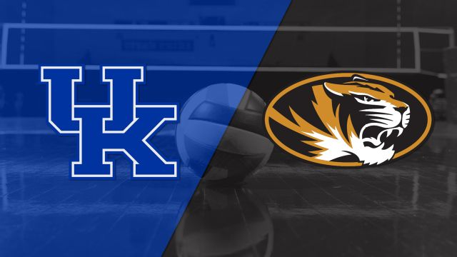 #21 Kentucky vs. Missouri (W Volleyball)