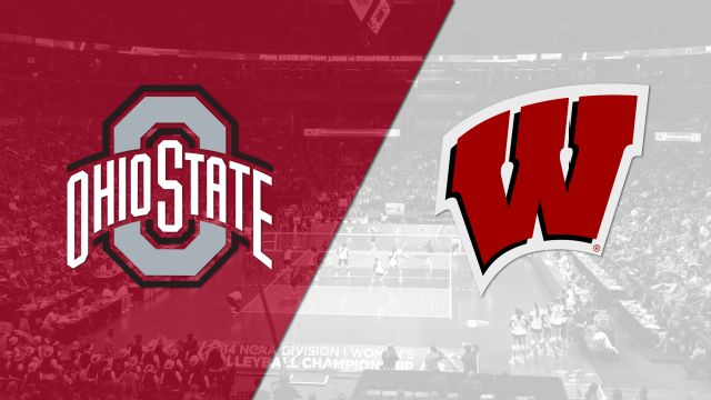 Ohio State vs. Wisconsin (Regional Semifinal #1) (NCAA Volleyball Championship)