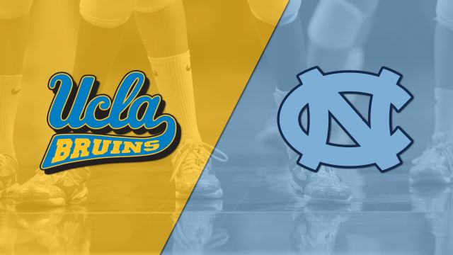 UCLA vs. North Carolina (Regional Semifinal #2) (NCAA Volleyball Championship)