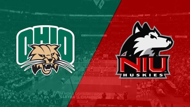 Ohio vs. Northern Illinois (Semifinal #2) (MAC Women's Volleyball Championship)