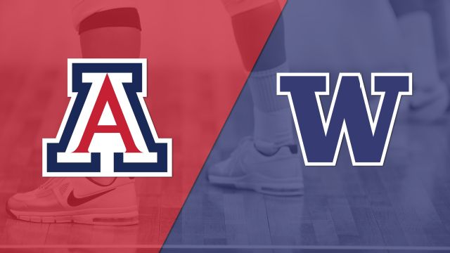 Arizona vs. Washington (Regional Semifinal #2) (NCAA Volleyball Championship)