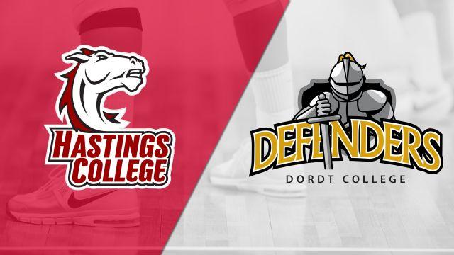 Hastings vs. Dordt (Championship) (NAIA Volleyball Championship)