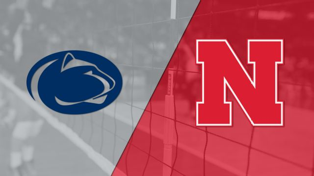 Penn State vs. Nebraska (Regional Semifinal #1) (NCAA Volleyball Championship)