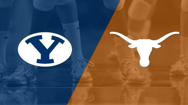 BYU vs. Texas (Regional Semifinal #1) (NCAA Volleyball Championship)
