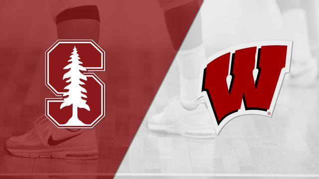 Stanford vs. Wisconsin (Regional Final) (NCAA Volleyball Championship)