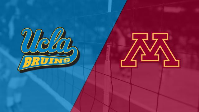 UCLA vs. Minnesota (Regional Final) (NCAA Volleyball Championship)