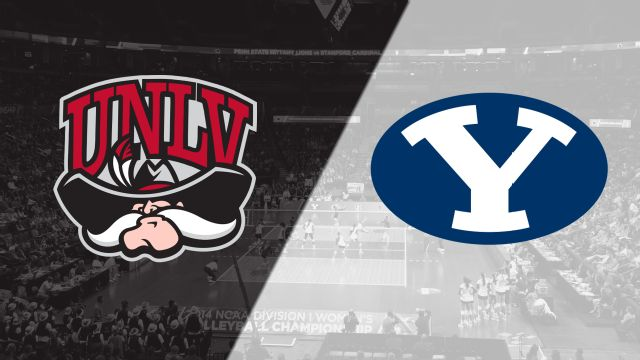 UNLV vs. BYU (Second Round) (NCAA Volleyball Championship)