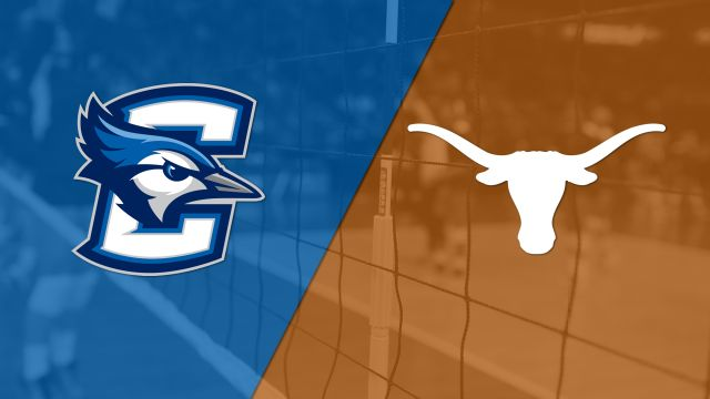 Creighton vs. Texas (Regional Final) (NCAA Volleyball Championship)