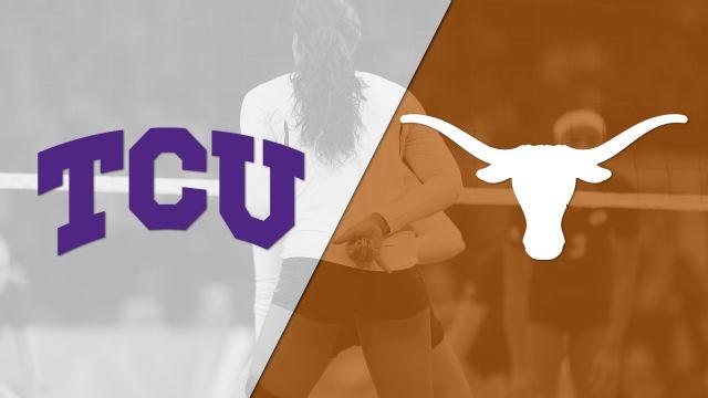 TCU vs. Texas