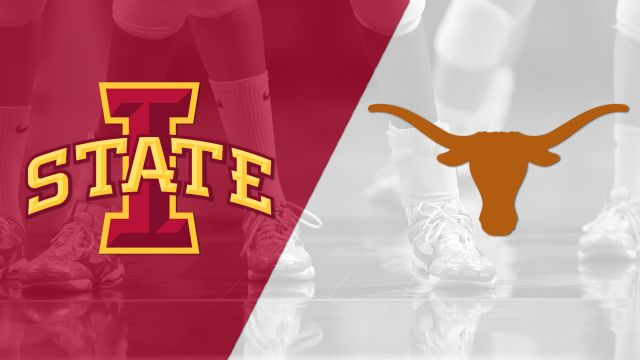 #23 Iowa State vs. #3 Texas (W Volleyball)