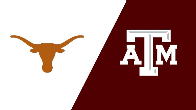 #6 Texas vs. Texas A&M (W Volleyball)
