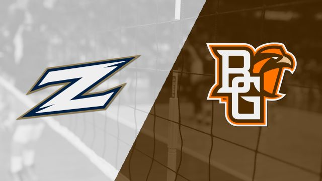 Akron vs. Bowling Green (W Volleyball)