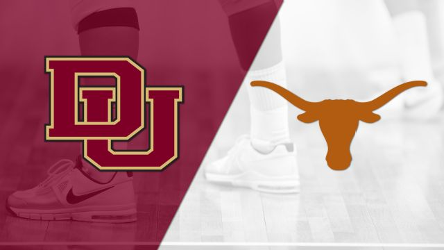 Denver vs. Texas (W Volleyball)