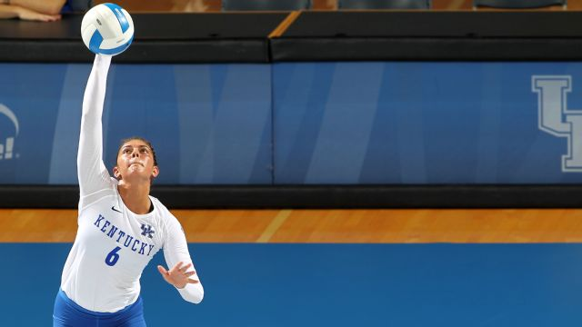 Northern Iowa vs. #16 Kentucky (W Volleyball)