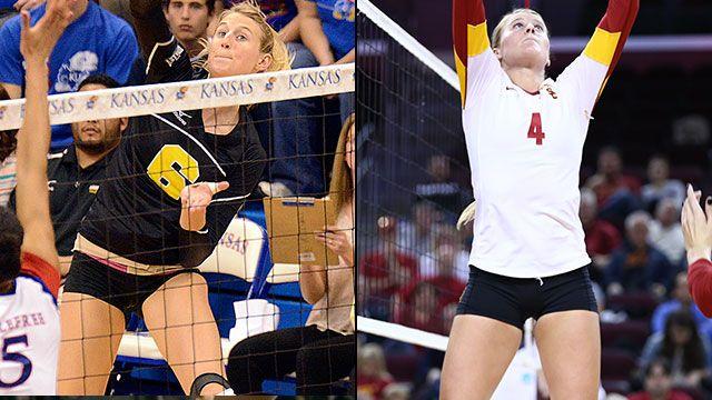 Wichita State vs. #6 USC (Regional Semifinal #1): NCAA Women's Volleyball Championship