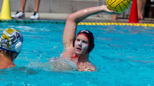 Pacific vs. Princeton (Water Polo)