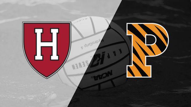 Harvard vs. Princeton (W Water Polo)