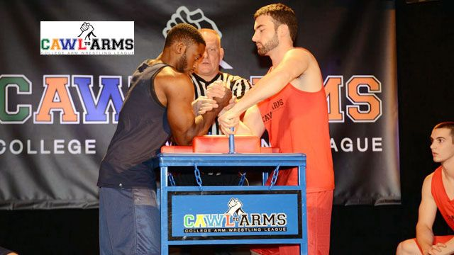 Collegiate Arm Wrestling