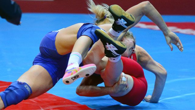 2014 FILA Wrestling World Championships (Women's Freestyle)