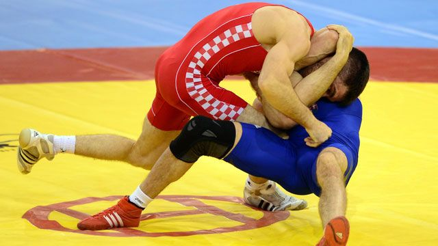 2014 FILA Wrestling World Championships (Men's Greco-Roman)