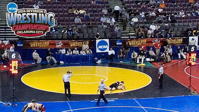 Mat 6 - NCAA Wrestling Championships presented by Northwestern Mutual (First Round - Mat 6)