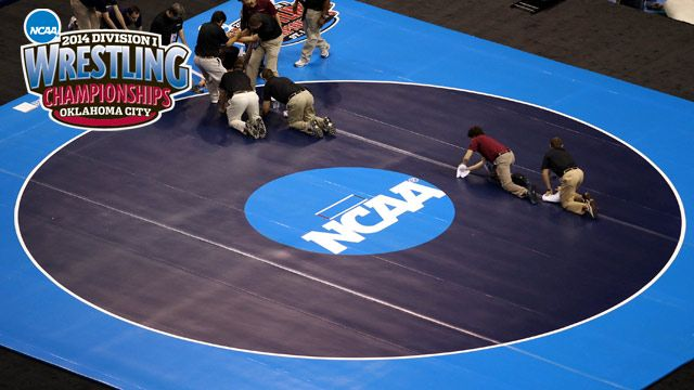 Mat 8 - NCAA Wrestling Championships presented by Northwestern Mutual (First Round - Mat 8)