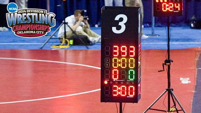 Mat 3 - NCAA Wrestling Championships presented by Northwestern Mutual (Second Round - Mat 3)