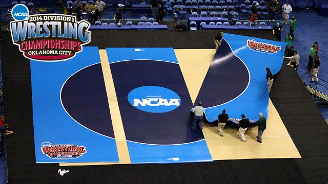 Mat 1 - NCAA Wrestling Championships presented by Northwestern Mutual (Second Round - Mat 1)