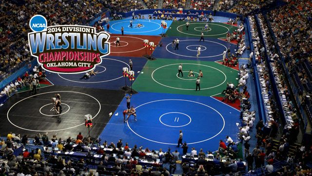 NCAA Wrestling Championships presented by Northwestern Mutual (Second Round)